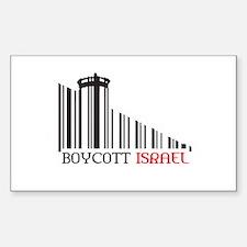 Boycott #X Decal