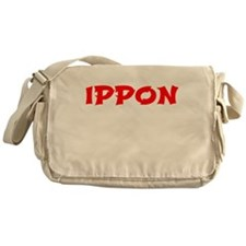 Judo Ippon Messenger Bag