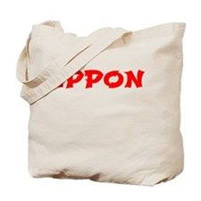 Judo Ippon Tote Bag