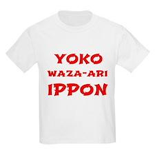 Judo Scoring T-Shirt