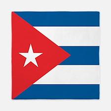 Cuba Flag Queen Duvet
