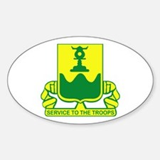 519th Military Police Battalion Decal