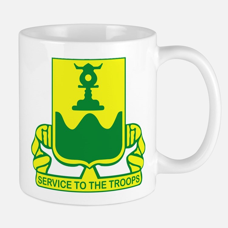 519th Military Police Battalion Mug