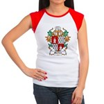 Morton Coat of Arms Women's Cap Sleeve T-Shirt