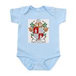 Morton Coat of Arms Infant Creeper