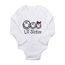 Little Sister of Three Body Suit