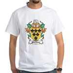 Mortimer Coat of Arms White T-Shirt