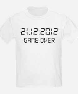 game over - 21.12.2012 T-Shirt