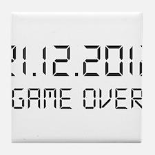 game over - 21.12.2012 Tile Coaster
