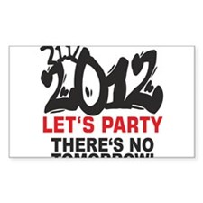 last Party Decal