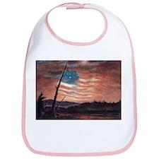 Frederic Edwin Church Banner In The Sky Bib