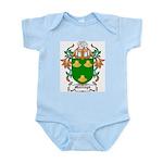 Morrogh Coat of Arms Infant Creeper