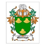 Morrogh Coat of Arms Small Poster