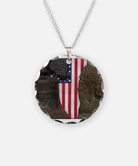 LET FREEDOM RING VII™ Necklace