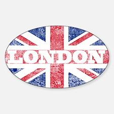 London2 Sticker (Oval)