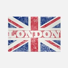 London2 Rectangle Magnet