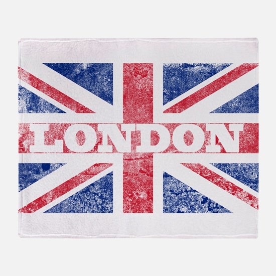London2 Throw Blanket