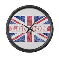 London2 Large Wall Clock