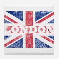 London2 Tile Coaster
