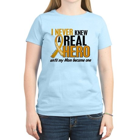 Never Knew a Hero 2 Appendix Cancer Women's Light