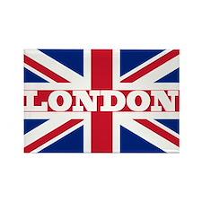 London1 Rectangle Magnet