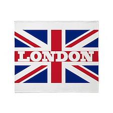 London1 Throw Blanket