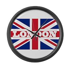 London1 Large Wall Clock