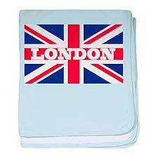 London1 baby blanket