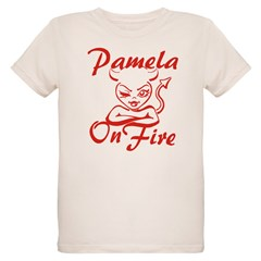 Pamela On Fire T-Shirt