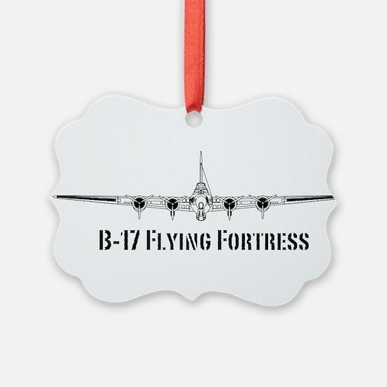 B-17 Flying Fortress Ornament