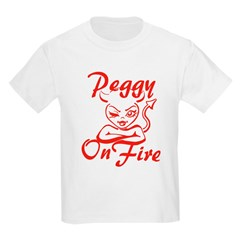 Peggy On Fire T-Shirt