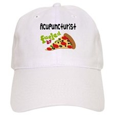Acupuncturist Funny Pizza Baseball Cap