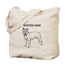 hector fass Tote Bag