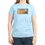 Iconic Clam Lake Lodge Women's Light T-Shirt