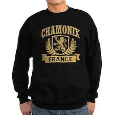 Chamonix France Sweatshirt