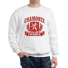 Chamonix France Sweater