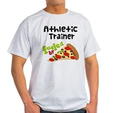 Athletic Trainer Funny Pizza T-Shirt