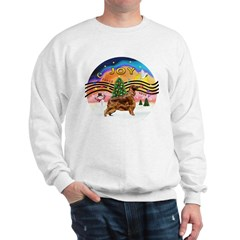 XMusic2-Irish Setter Sweatshirt
