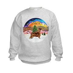 XMusic2-Irish Setter Sweatshirt