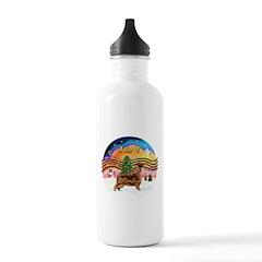 XMusic2-Irish Setter Water Bottle