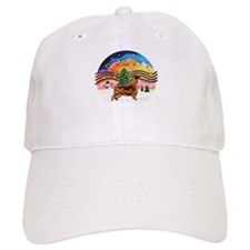 XMusic2-Irish Setter Baseball Cap