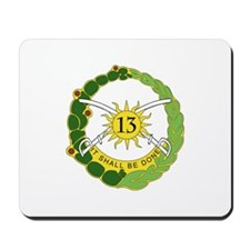 DUI - 1st Battalion, 13th Armor Mousepad