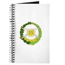 DUI - 1st Battalion, 13th Armor Journal