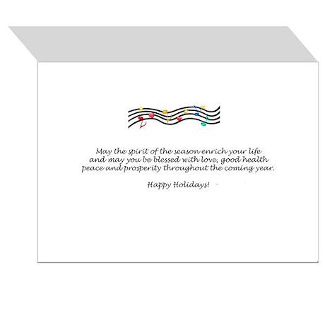 XMusic2-GreatPyrenees 1 Greeting Card