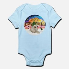 XMusic2-GreatPyrenees 1 Infant Bodysuit