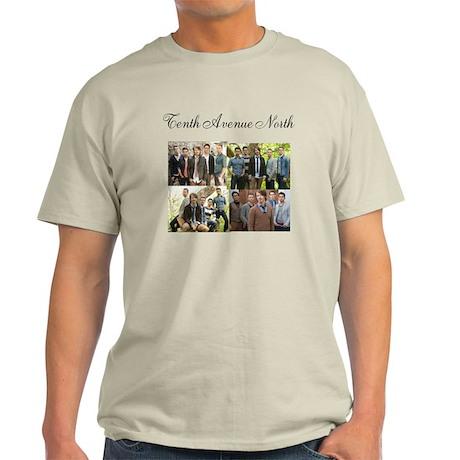 tenth avenue north Light T-Shirt