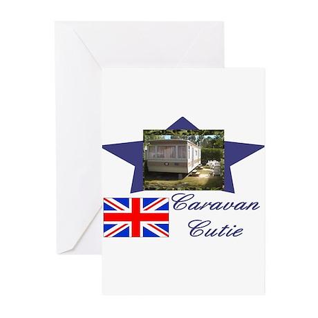 Caravan Greeting Cards (Pk of 10)