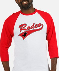 Rodeo (red) Baseball Jersey