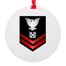 Navy PO2 Boatswain's Mate Ornament