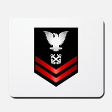 Navy PO2 Boatswain's Mate Mousepad